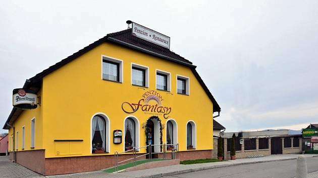 Penzion Fantasy - minigof, Lipník nad Bečvou