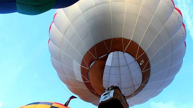 Balony na Bouzovem
