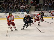 Baráž o extraligu: Piráti Chomutov vs. HC Olomouc