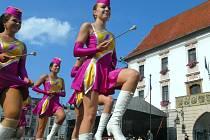 Oslavy  maršála Radeckého v Olomouci. Ilustrační foto