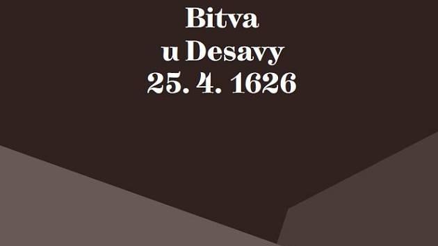Obálka knihy Bitva u Desavy 25. 4. 1626.