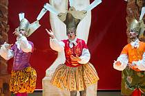 Olomoucké barokní slavnosti: opera Lacrimae Alexandri magni v Jezuitském konviktu