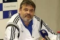 Sportovní ředitel Sigmy Ladislav Minář