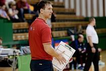 Trenér Petr Zapletal