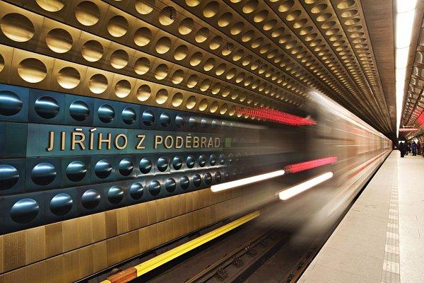 Trasa Apražského metra. Ilustrační foto