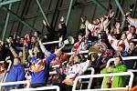 Olomouc vs. Litoměřice - 1. čtvrtfinále