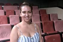 Denisa Wasiewiczová, programová vedoucí olomouckého kina Metropol