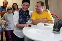 4. pivní slavnosti horeckého piva