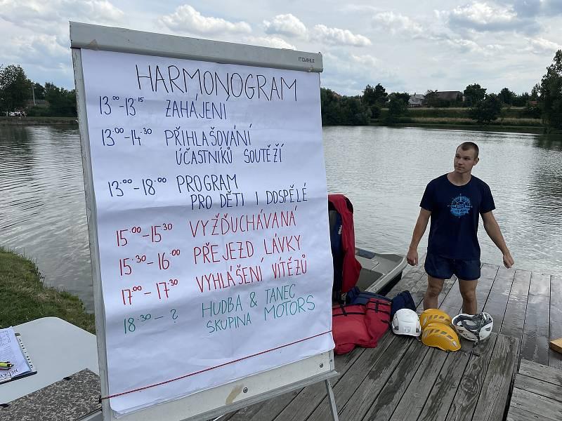 Neckyáda v Sobáčově, 31. července 2021