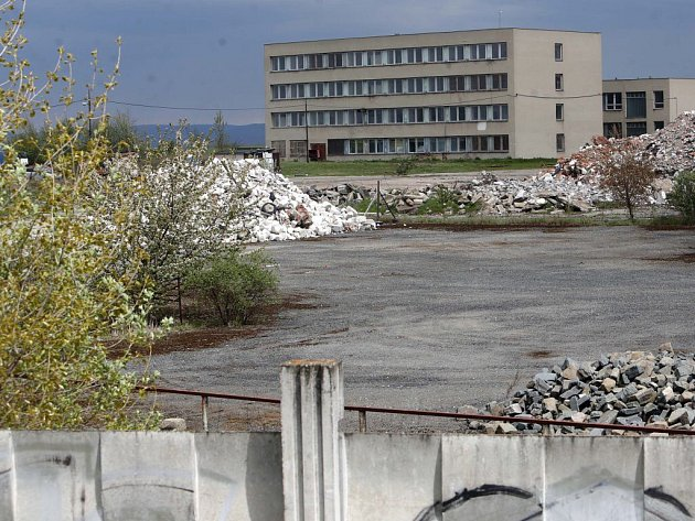 Na kraji Olomouce směrem na Topolany se chystá průmyslová zóna Kasárna Neředín