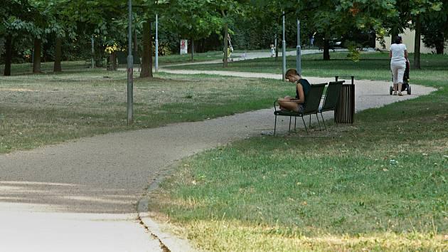 Parčík pod domským návrším dostane nové jméno - park Marie Terezie.