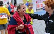 Olomoucký půlmaraton 2018 - Petra Kamínková