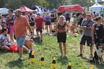 Extrémní překážkový závod Runex Race na Poděbradech u Olomouce