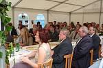 Skalička byla na oficiálním vyhlášení jmenována vesnicí roku Olomouckého kraje a bude soutěžit v celorepublikovém kole, které se koná od 28. srpna