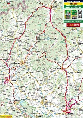 3. etapa Czech Cycling Tour 2013