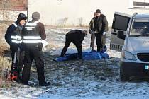 V olomoucké čtvrti Lazce našli mrtvého muže