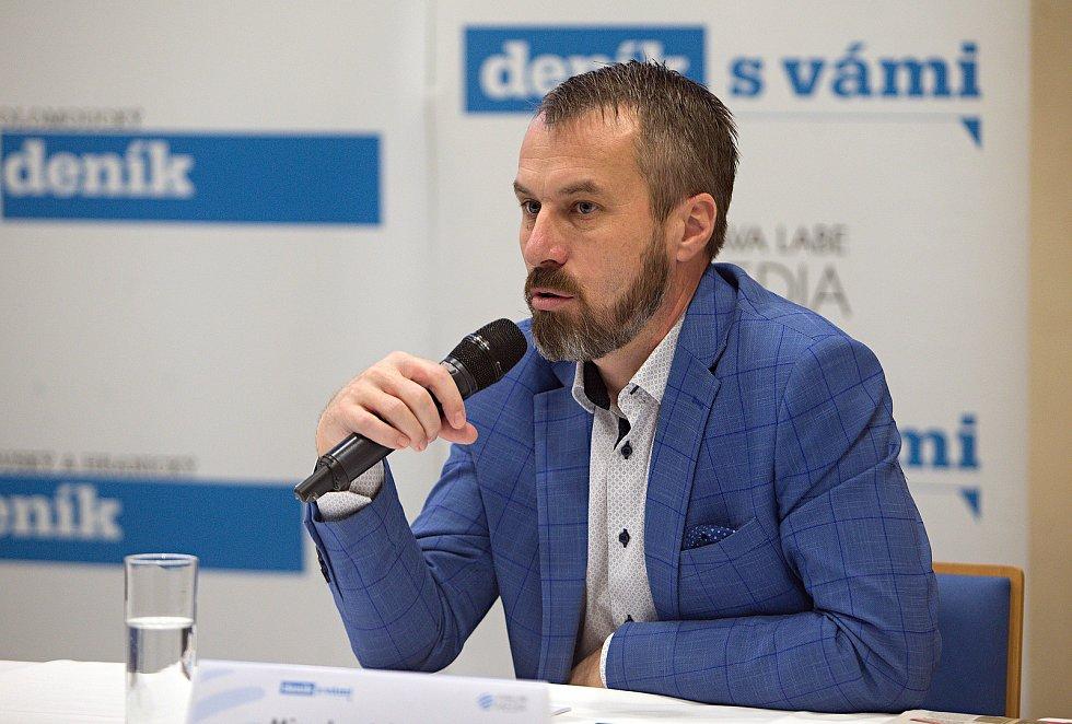 senátor Miroslav Adámek