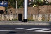 Místo tragické nehody mercedesu řízeného bývalým německým reprezentantem Danielem Kuncem ve Wolke