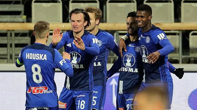 Sigma Olomouc porazila Karvinou 3:0