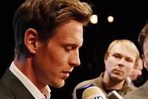 Tomáš Berdych. Vyhlášení nejlepšího sportovce Olomouckého kraje za rok 2013
