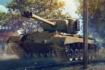 On-line počítačová hra World of Tanks