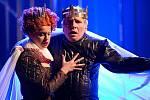 Shakespearův Hamlet v podání Moravského divadla Olomouc