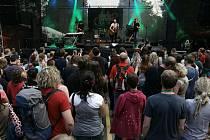 Festival Šternberský kopec bavil tisíce lidí