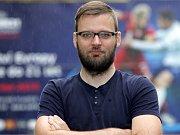 Sportovní redaktor Deníku Jiří Fišara