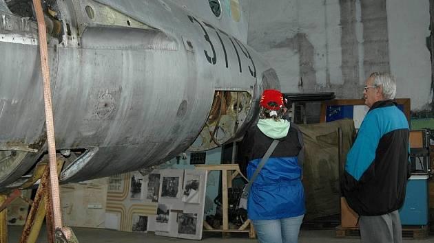 Letecké muzeum v Neředíně