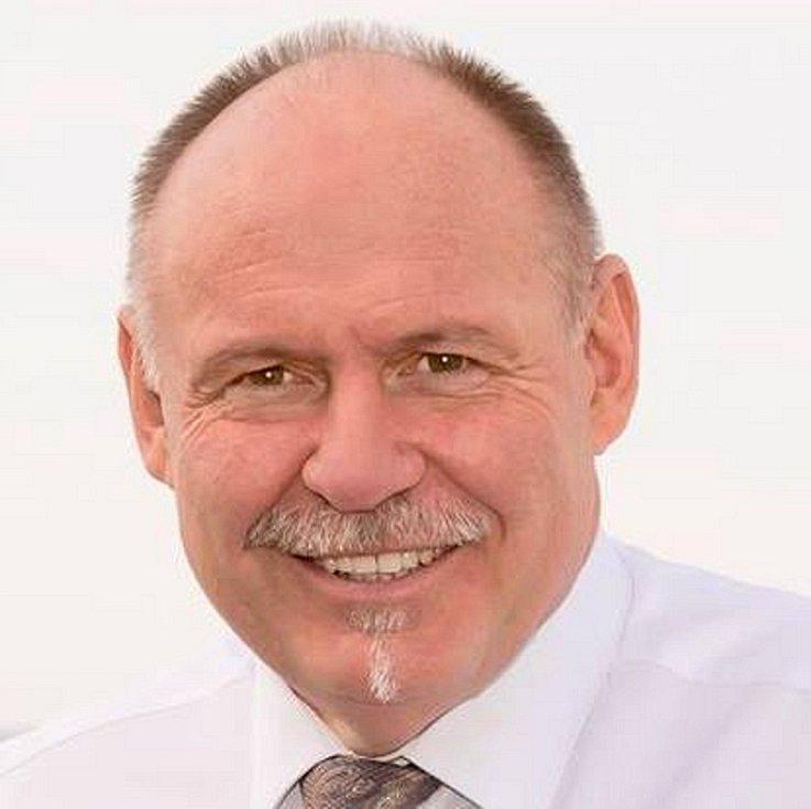 Ladislav Okleštěk, lídr hnutí ANO v Olomouckém kraji