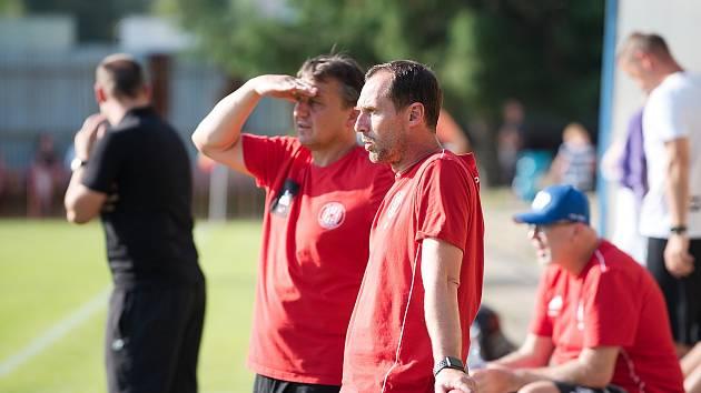 Trenéři olomoucké Sigmy