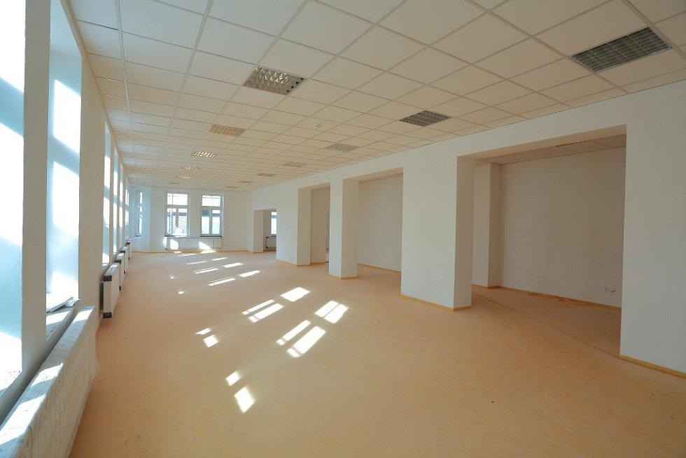 Přestavba Městského klubu ve Šternberku