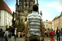 Z klipu Duše památek UNESCO