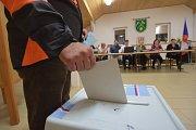 Volby v Komárově
