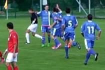 Miroslav Žanda (Zábřeh). Vyberte gól 7. kola KP