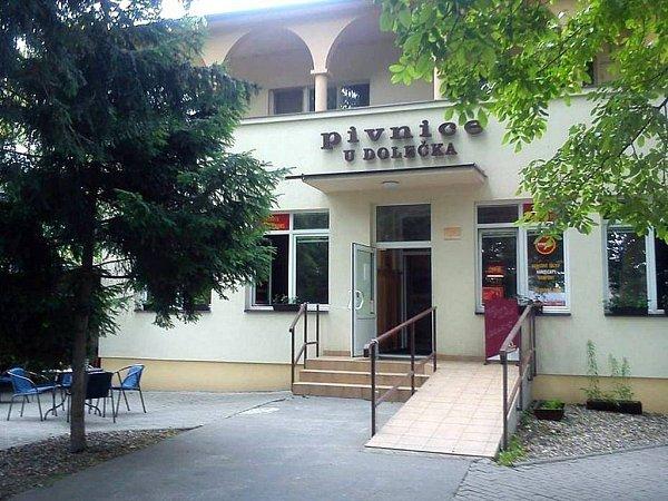 13. Pivnice UDolečka, Uherské Hradiště