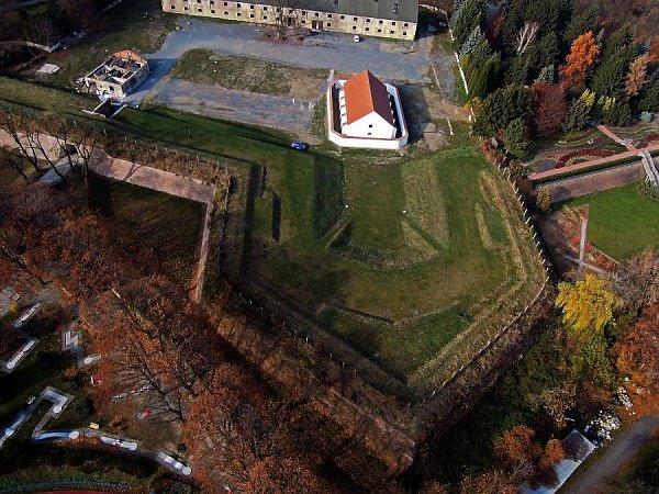 Císařsko-královská pevnost Olomouc