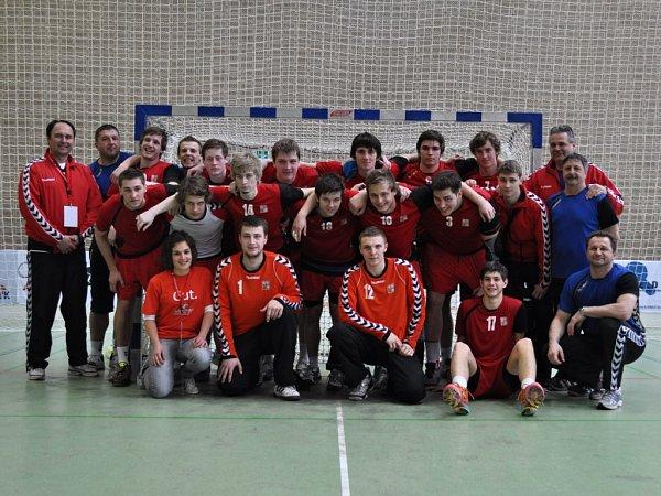 Česká juniorská reprezentace vházené