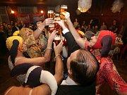 Pivní ples v restauraci U kapličky v Olomouci
