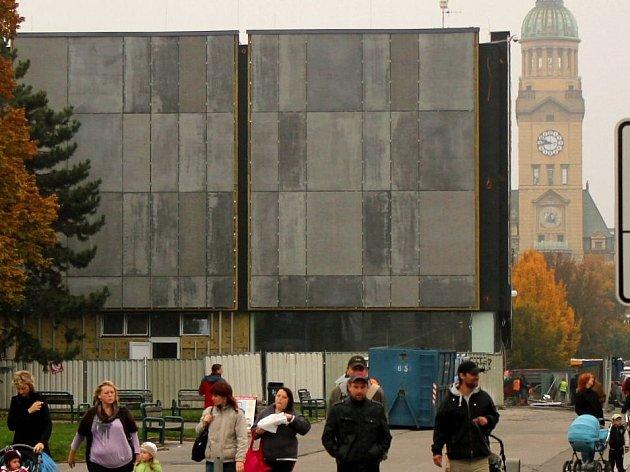 Přestavba Prioru v Prostějově spěje do finiše