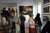 Výstava fotoreportéra Jan Šibíka ve Velké Bystřici