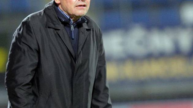 Sigma vs. Mladá Boleslav - Trenér Boleslavi Miroslav Koubek