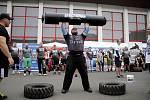 Strongman Šternberk - závody siláků