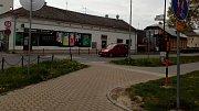 Podnik v Litovelské ulici v Uničově, kde jednu březnovou noc našli 12 opilých nezletilých