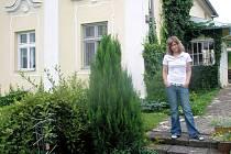 Markéta Švecová bydlí v Žadlovicích u Loštic