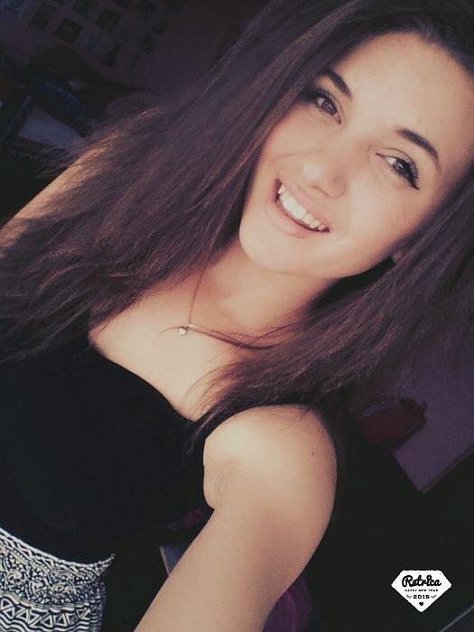 č. 6 Petra Šťastná, 15 let, studentka, Česká Ves