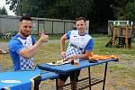V Litovli uspořádal turnaj v malém fotbalu FC Levotil. Vítězem se staly Chořelice.