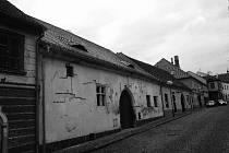 Dům vHoražďovicích, Havlíčkova ul. 47 – stav vlétě 2012. Byl majetkem Haanů zLöwenbergu do roku 1906