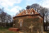Kaple v Moravském Berouně se dočkala rekonstrukce