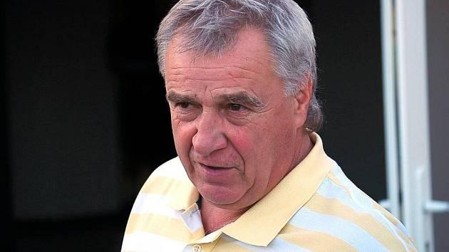 Trenér Petr Uličný